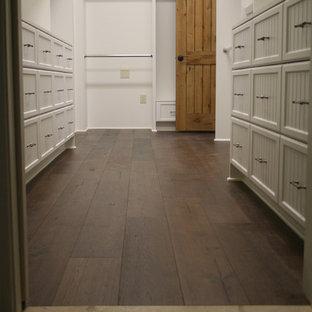 Spectacular European Oak Dark Engineered Hardwood Floors