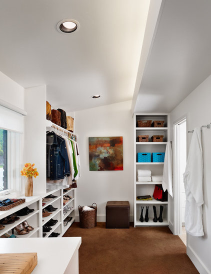 modern closet by Clayton&Little Architects