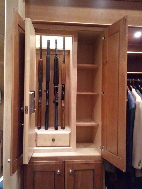 Gun Cabinet | Houzz