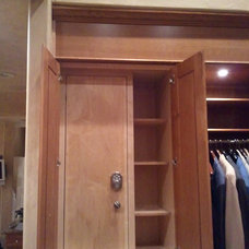 Traditional Closet by Skilled Hands Remodeling
