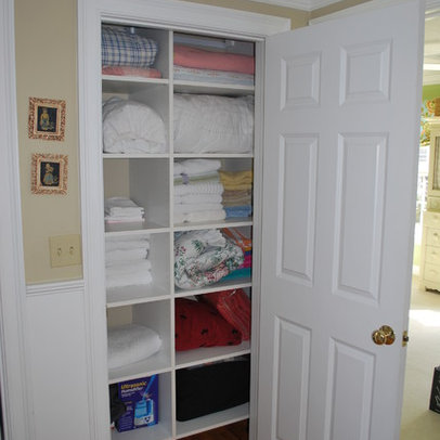 Storage & Closets linen closet Design Ideas, Pictures, Remodel and ...