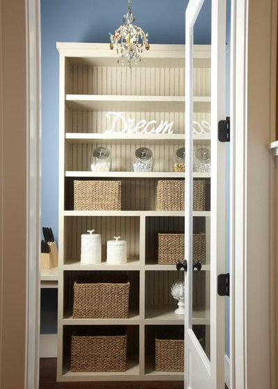 Traditional Closet by Stonebreaker Builders & Remodelers