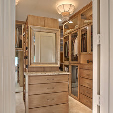 Traditional Closet by Euro Design/Build/Remodel