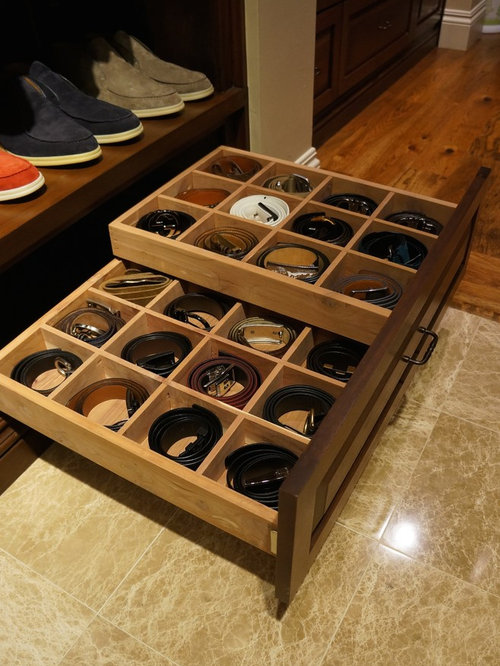 Belt Storage Home Design Ideas, Pictures, Remodel and Decor