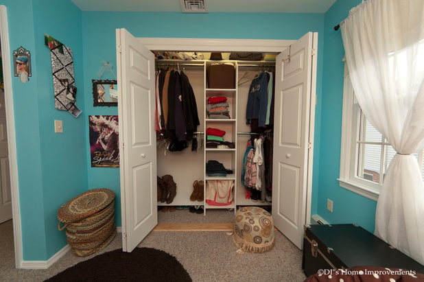 Closet by DJ's Home Improvements