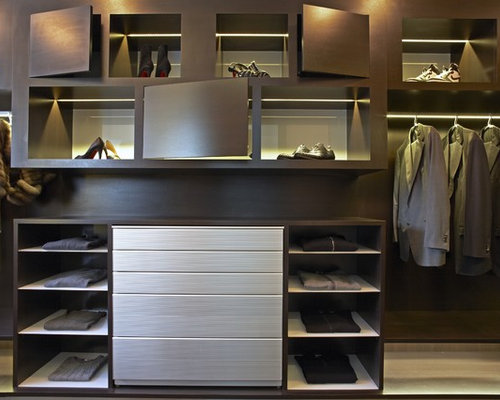 Hafele Lighted Closet Rods Home Design Ideas, Pictures, Remodel and Decor