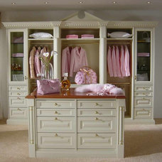 Traditional Closet by Karlson Kitchens