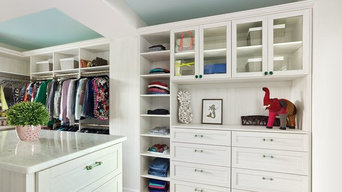 Sullivans Island | Transitional | Closet