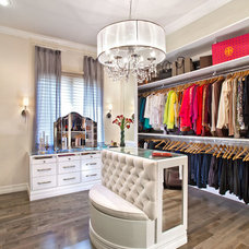 Contemporary Closet by Within Studio LLC