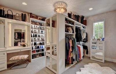 6 Stunning Closets Straight Out of Your Dreams