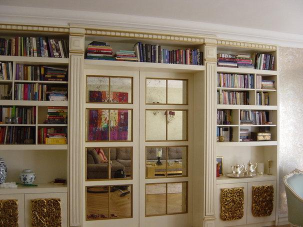 Contemporary Closet by gogo gulgun selcuk