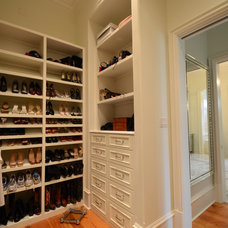 Traditional Closet by Jackson Cabinetry LLC