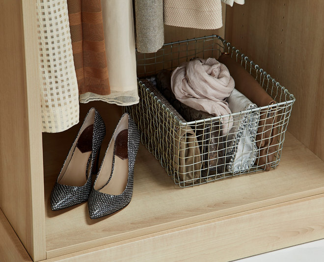 Modern Closet by The Container Store