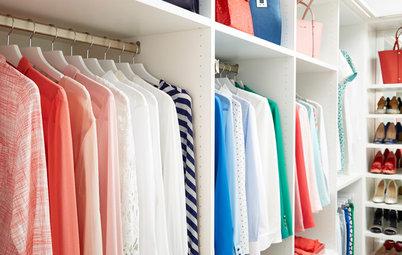 Cómo organizar las camisas para que no se arruguen en el armario
