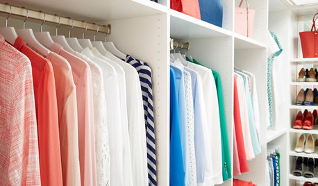 Do These 7 Things to Get an Organised Wardrobe