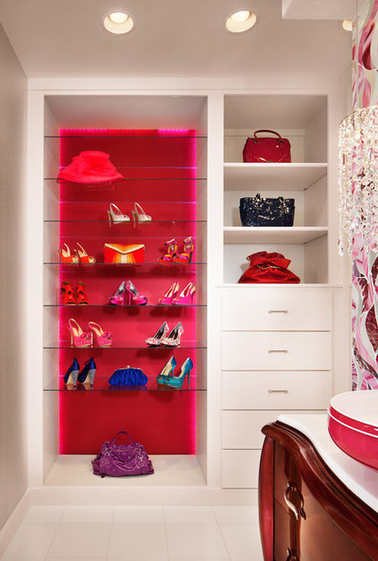 Contemporary Closet by Younique Designs