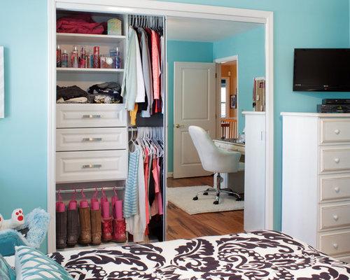 Teenage Girl Custom Closet