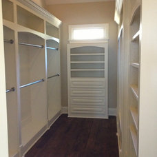 Traditional Closet by Legacy Southern Homes