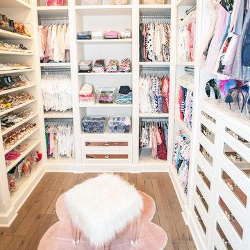 Thank Heaven For Little Girls Room