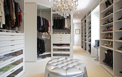 How to Style Your Closet (Almost) Like a Celeb