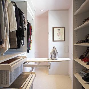 Inspiration för moderna walk-in-closets