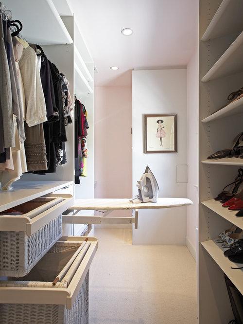 Walk In Closet   Contemporary Walk In Closet Idea In Los Angeles