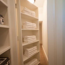 Traditional Closet by Houston Home Staging