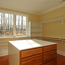 Traditional Closet by Stanton Homes