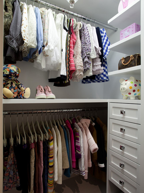 Little Girls Closet Home Design Ideas Pictures Remodel