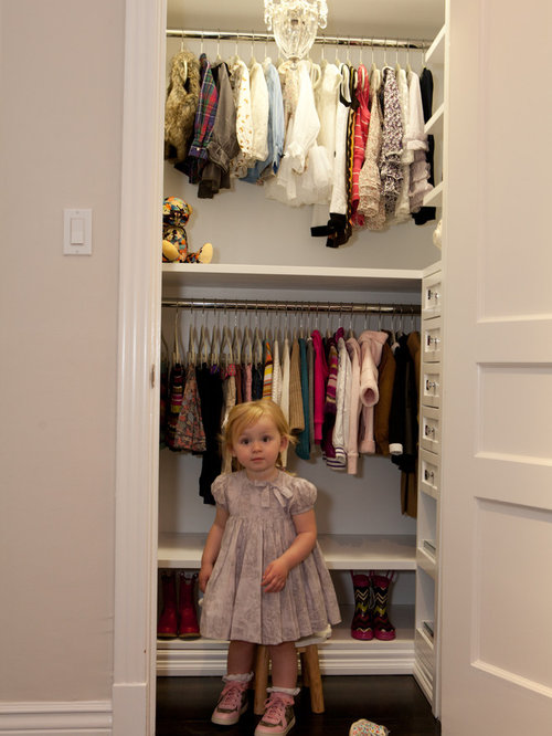 Kids closets home design ideas pictures remodel and decor for Toddler closet ideas