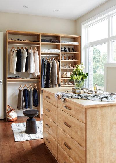 Contemporary Wardrobe by Design for Conscious Living®