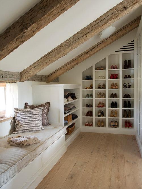 Ankleidezimmer mit fenster ideen  Landhausstil Ankleidezimmer - Ideen für den Ankleideraum