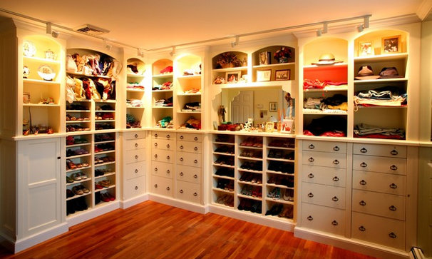 Traditional Closet by CustomMade.com