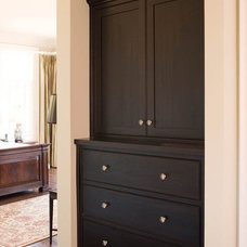Traditional Closet by Mitch Wise Design,Inc.