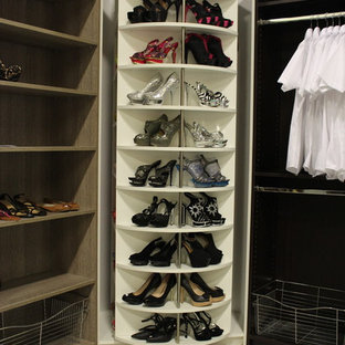 The Revolving Closet Organizer - Manually Rotates 360 degree