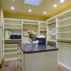 Traditional Closet by Alan Mascord Design Associates Inc