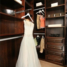 Traditional Closet by California Closets of the Texas Hill Country