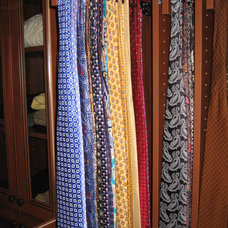 Traditional Clothes And Shoes Organizers by Rylex Custom Cabinetry and Closets