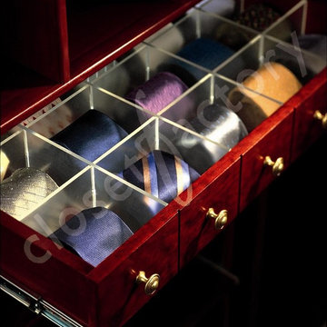 Tie Drawer Custom designed and manufactured