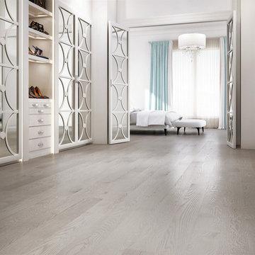 Titanium Grey Walk-in Closet