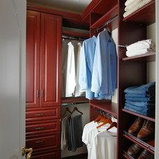 Traditional Closet by Closet America