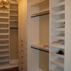Traditional Closet by Closet Organizing Systems