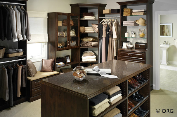 Traditional Closet by Colorado Space Solutions