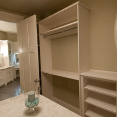 Traditional Closet by dC Fine Homes & Interiors