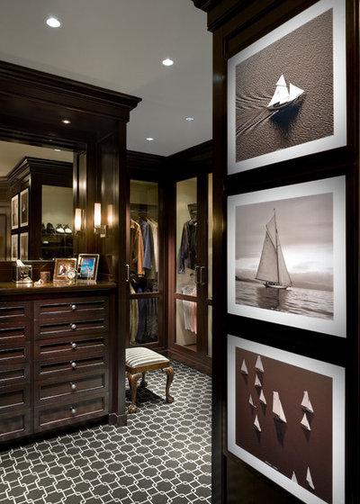 トラディショナル クローゼット Traditional Closet