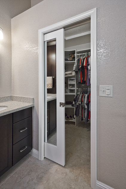 Traditional Closet by Floor To Ceiling