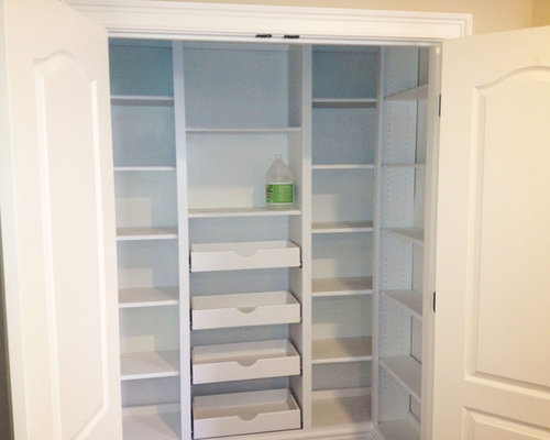 saveemail - Closet Pantry Design Ideas