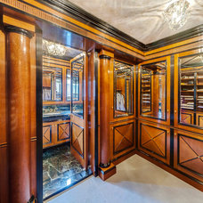 Traditional Closet by Hadley House Interiors