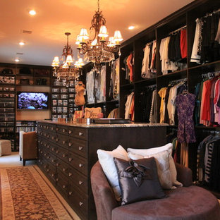 Closet - traditional closet idea in New Orleans