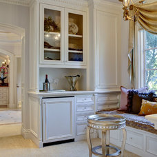 Traditional Closet by J. Hettinger Interiors